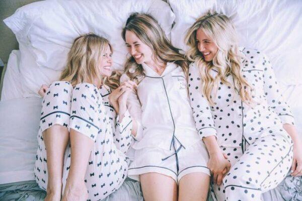 đồ bộ mặc ở nhà cho nữ bộ pijama ngắn năng động đẹp, trẻ trung