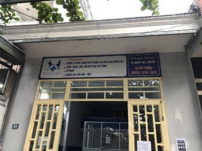 phòng khám thú y Đà Nẵng Pet