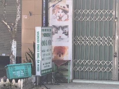 Phòng khám thú y Ganeva