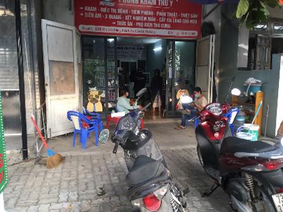 phòng khám bệnh viện bác sĩ thú y Đà Nẵng