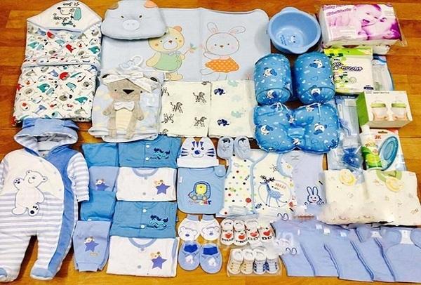 Những lưu ý khi mua đồ sơ sinh cho mẹ và bé