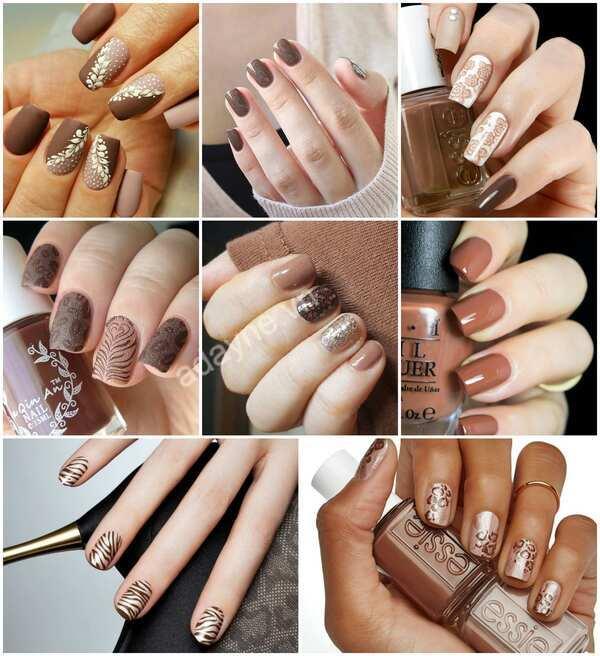 Tone nude là màu nail tôn da hiệu quả nhất