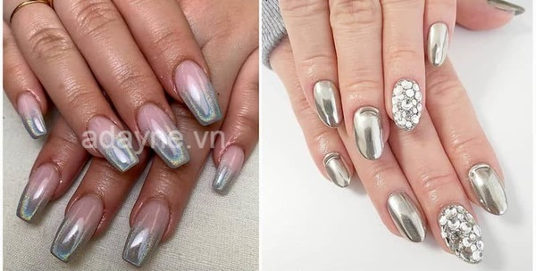 Màu sơn mẫu nail đẹp cho da ngăm không khỏi làm cho phái nữ say đắm từ lần đầu tiên nhìn thấy