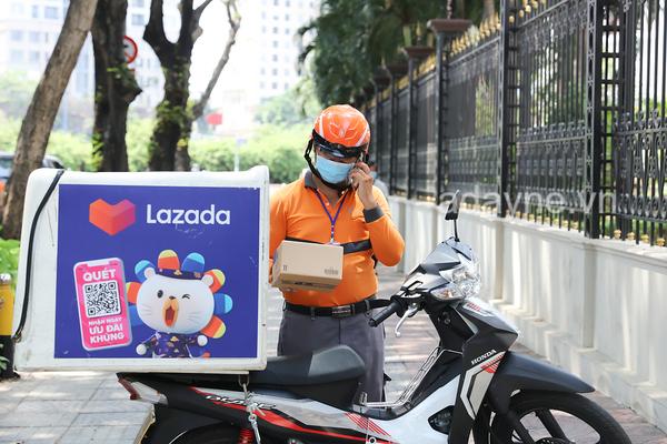 Lazada chưa có điều khoản hỗ trợ giao hàng vào ngày Thứ Bảy và Chủ Nhật