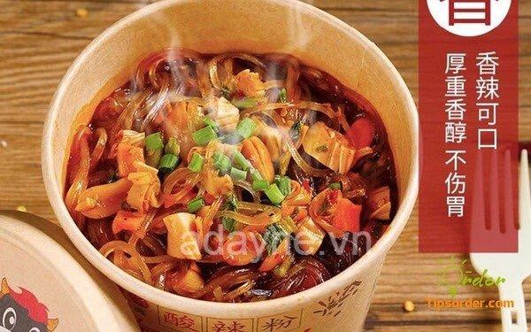 Miến ăn liền Trùng Khánh