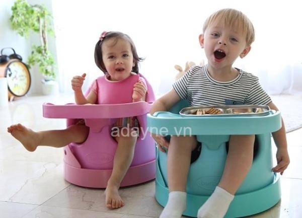 Ghế tập ngồi cho bé bằng nhựa