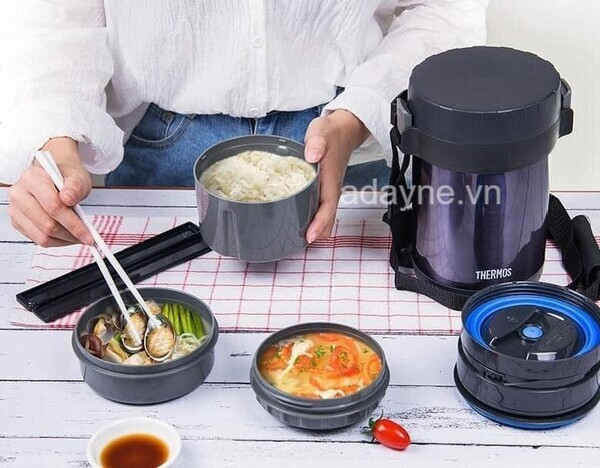 hộp cơm giữ nhiệt