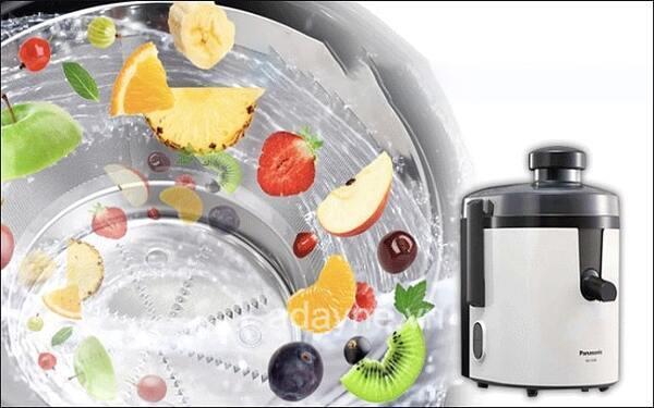 Máy ép trái cây thường và máy ép hoa quả chậm loại nào tốt?