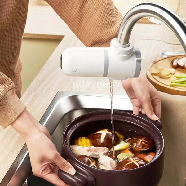 máy lọc nước tại vòi xiaomi