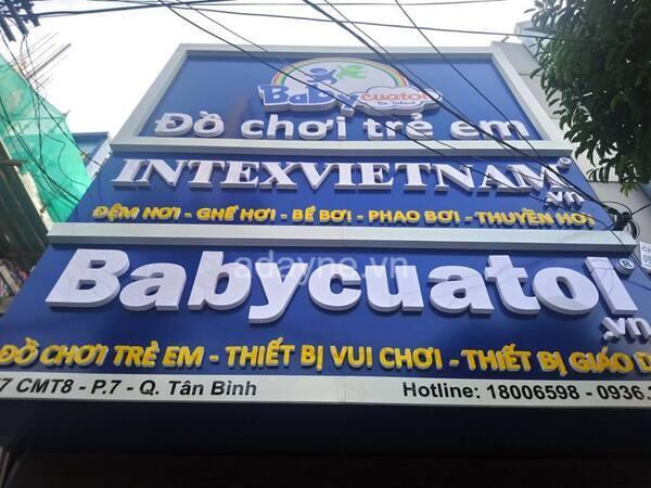 Đồ chơi trẻ em- Babycuatoi