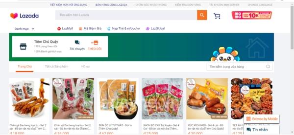 Tiệm Chú Quậy – Shop Chuyên Đồ Ăn Vặt Nội Địa Trung