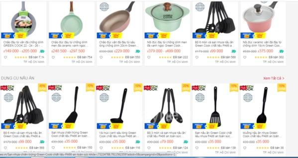 Green Cook - Official Store – Top shop bán dụng cụ làm bánh trên shopee giá rẻ