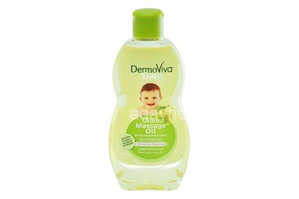Chiết xuất dầu olive tinh khiết mang lại hiệu quả cao trong dưỡng ẩm và dưỡng da cho bé