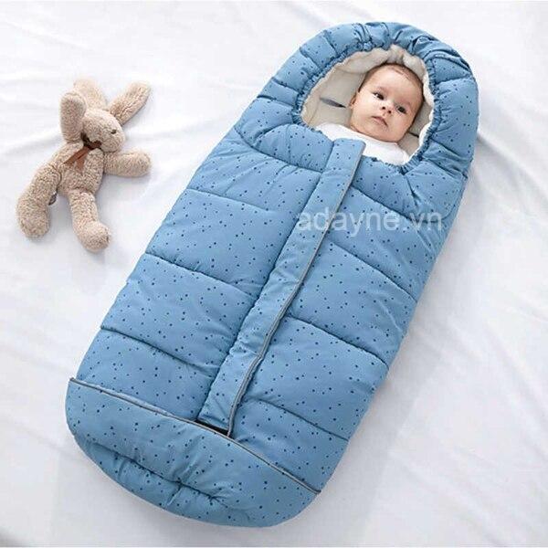 Túi ngủ cho bé nâng niu giấc ngủ của con, đồng hành cùng mẹ và bé trên hành trình khôn lớn