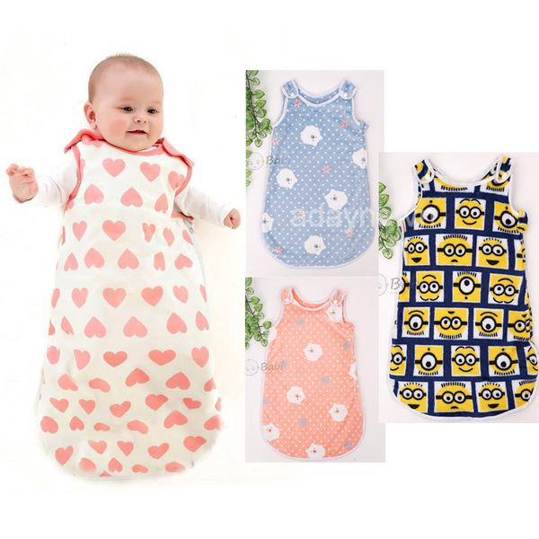 Túi ngủ cho bé Cocoon ôm ấp nhẹ nhàng, giúp bé sơ sinh vượt qua khủng hoảng giấc ngủ