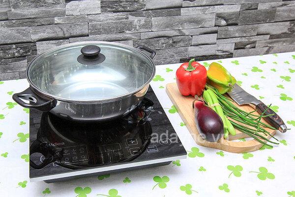 Bếp hồng ngoại đơn loại nào tốt? Lưu ý quan trọng khi lựa chọn và sử dụng bếp hồng ngoại 2021