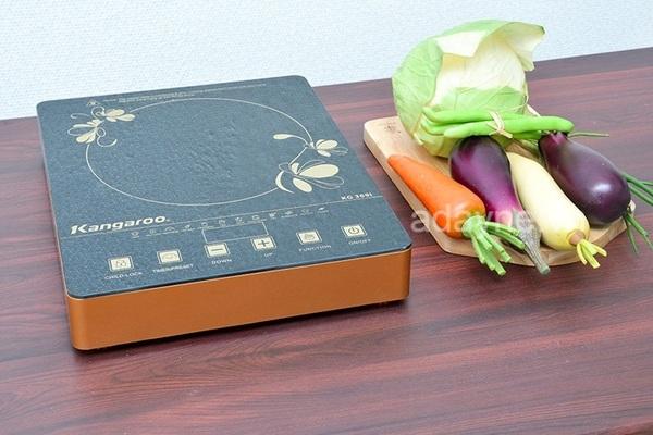 Bếp hồng ngoại Kangaroo khéo chiều lòng khách hàng với chất lượng vượt trội, giá thành bình dân