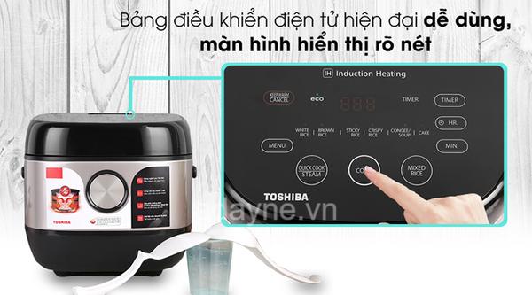 Nồi cơm cao tần Toshiba 1.8 lít RC-18IX1PV