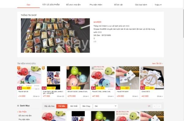 Siro8688 - Shop online chuyên đồ ăn vặt nước ngoài ( Hàn, Nhật, Trung, Đài )